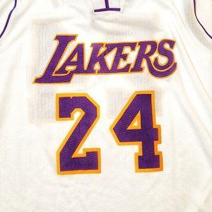 8ae5a4146 Lakers Shirts - Kobe Bryant   24 Jersey Links Marketing Group XL
